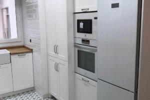 Cocina diseñada a medida