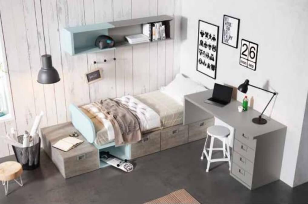 Dormitorio Juvenil Chico
